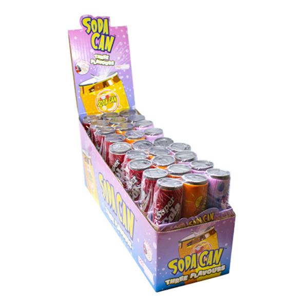 Soda Can Godis - 1-pack