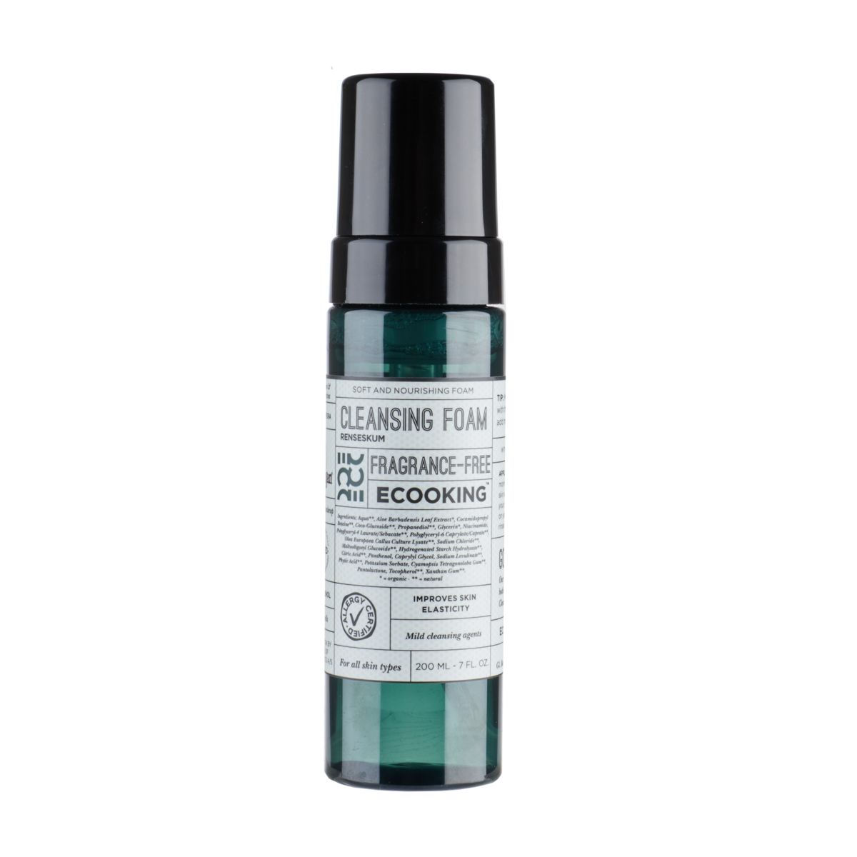 Ecooking - 50+ Cleansing Mousse 200 ml