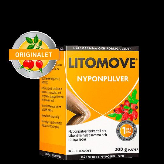 Litomove pulver, 200 g