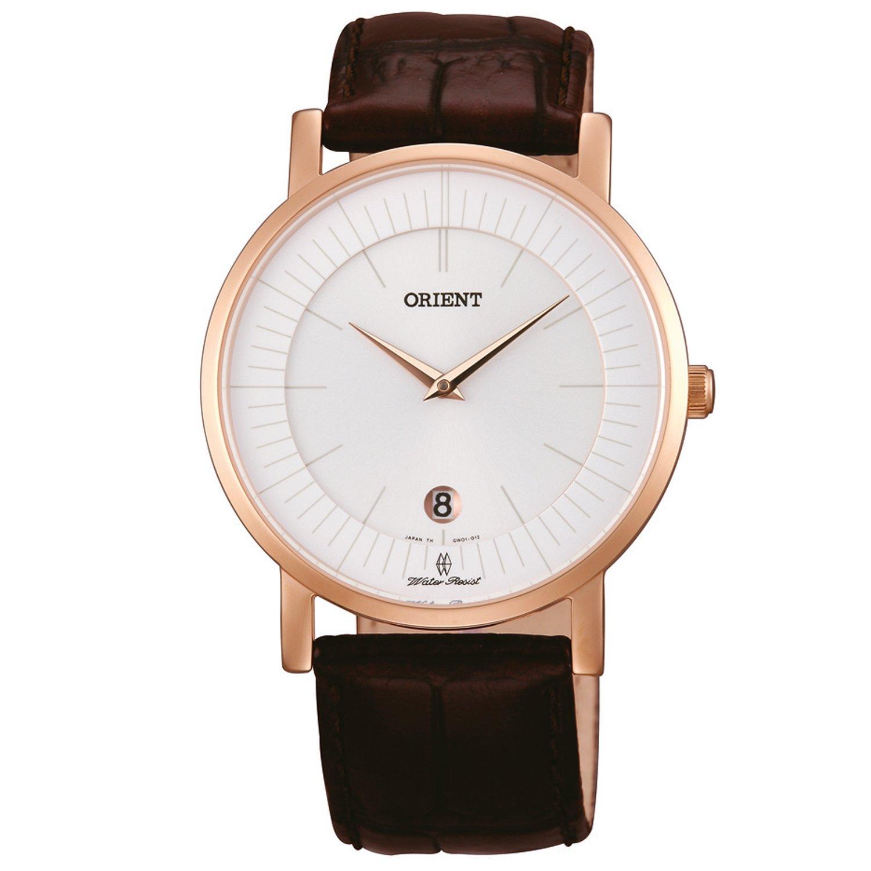 Orient Men's Watch Gold FGW0100CW0