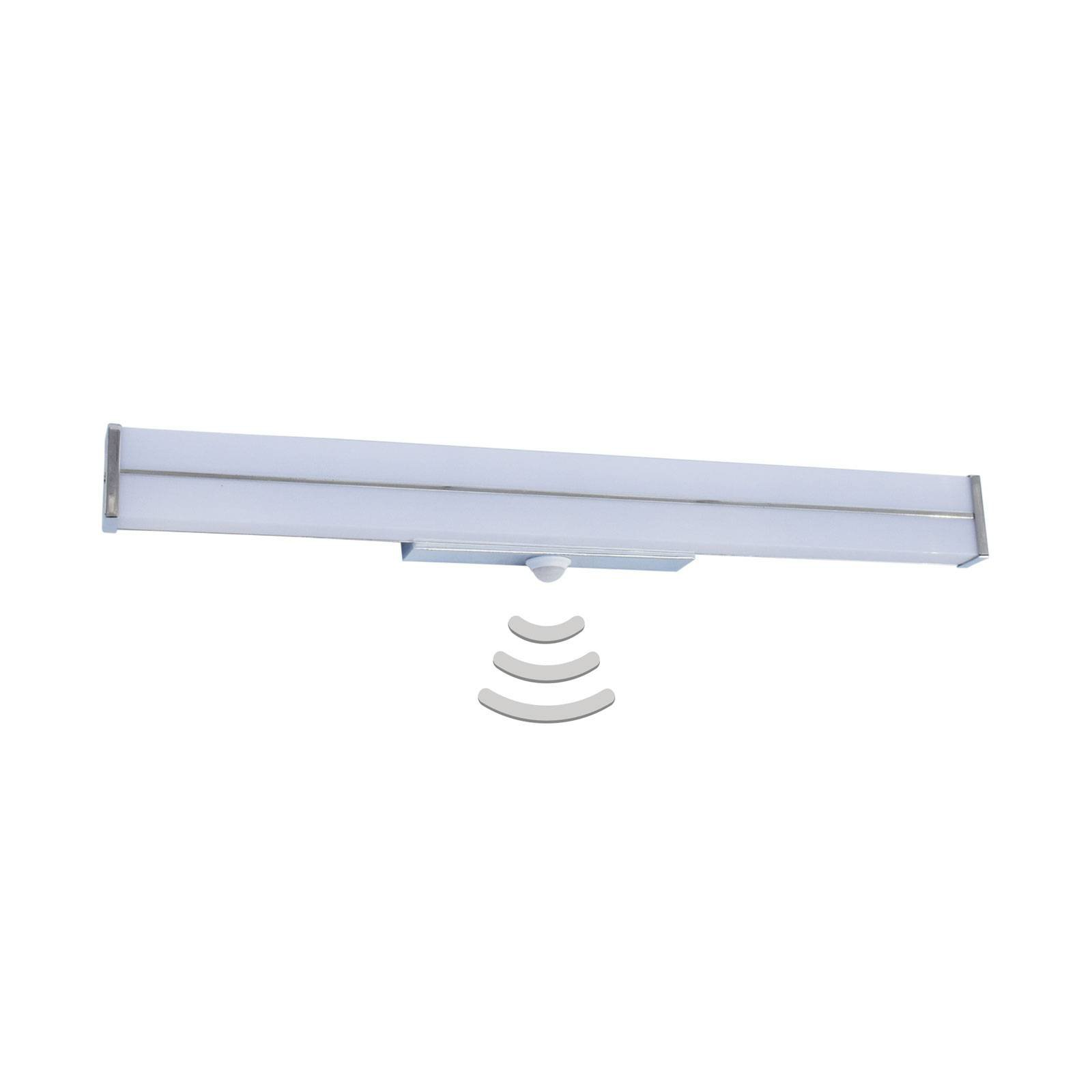 LED-speillampe Sparky, sensorbryter, 40 cm