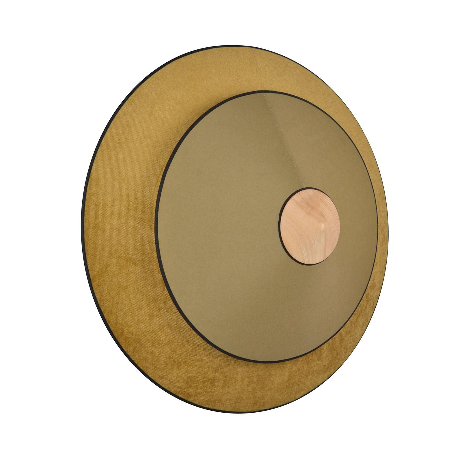 Forestier Cymbal S -LED-seinävalaisin, pronssi