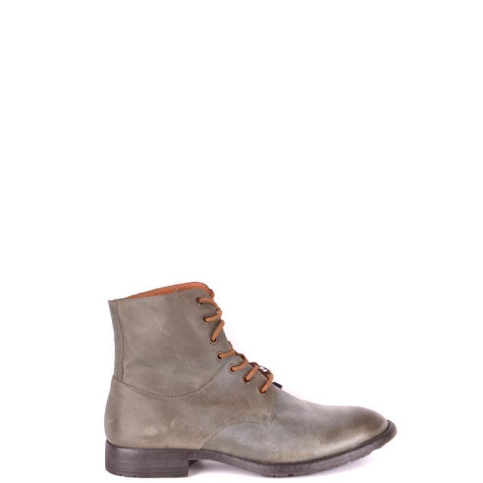 Armani Jeans Men's Boots Green 163622 - green 40