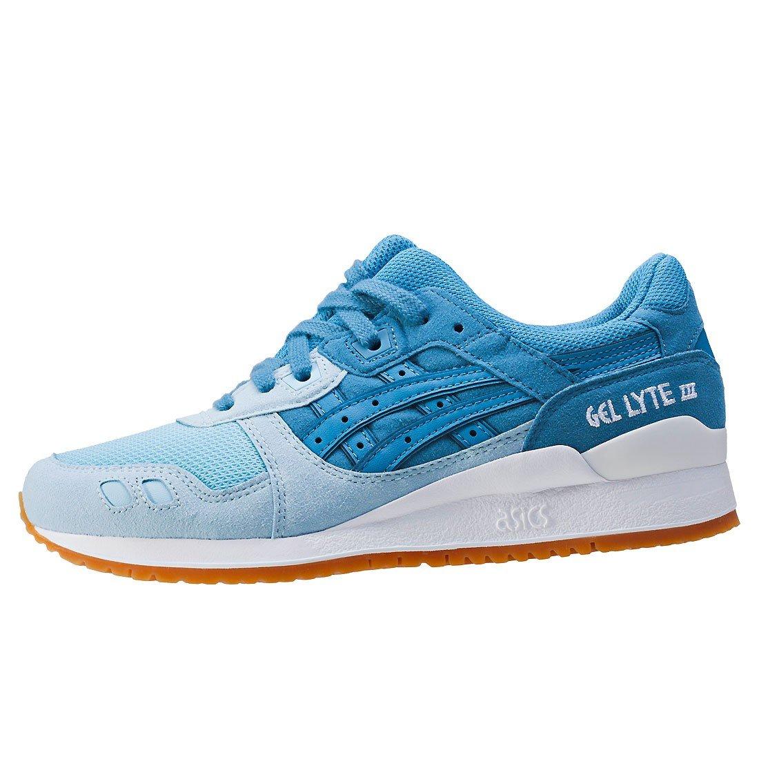 ASICS Unisex Gel Lyte Running Trainer Blue 8718833970392 - 4.5 UK Blue