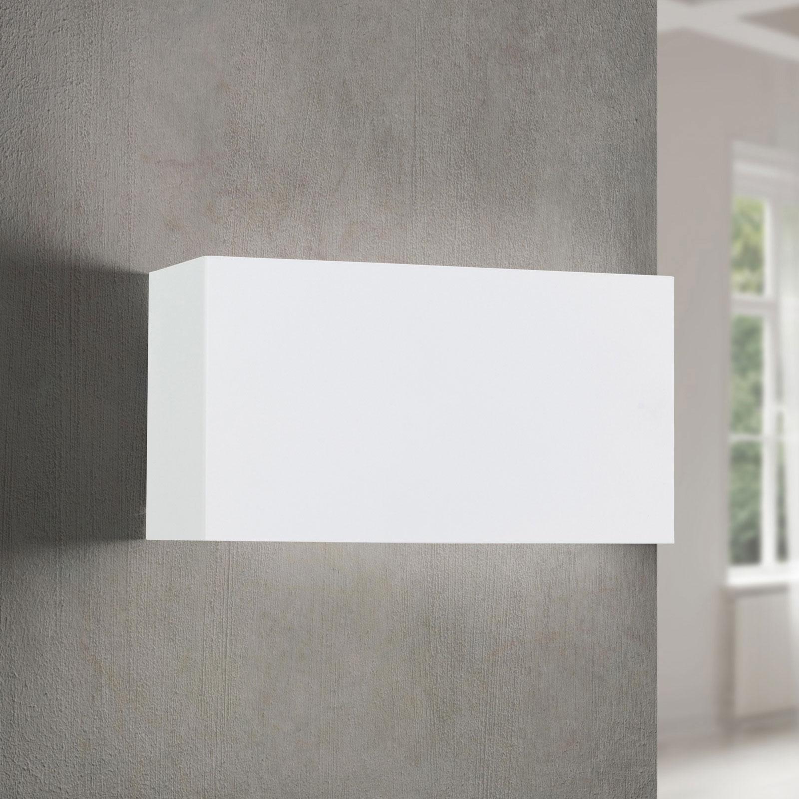 LED-seinävalaisin Hamilton, valkoinen
