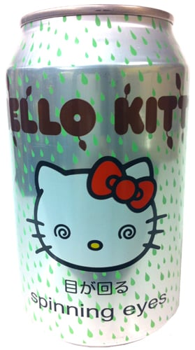 Läsk hello Kitty - 28% rabatt