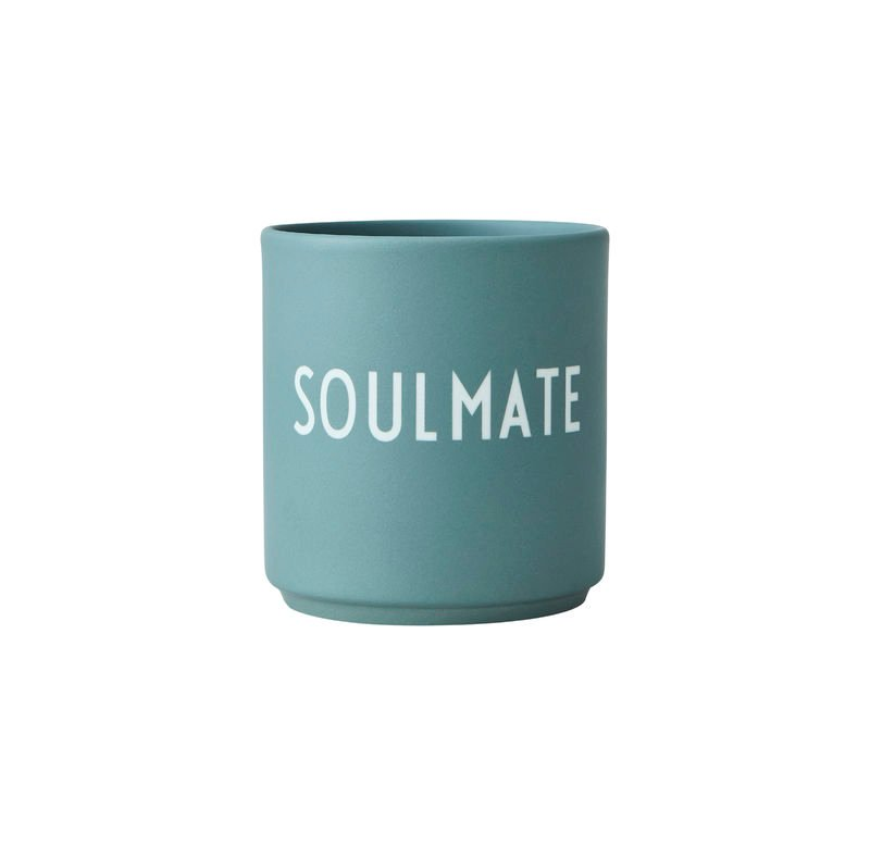 Design Letters - Favourite Cup - Soulmate (10101002DGSOULMATE)