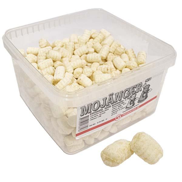 Mojänger Vaniljsalta 1,7 kg