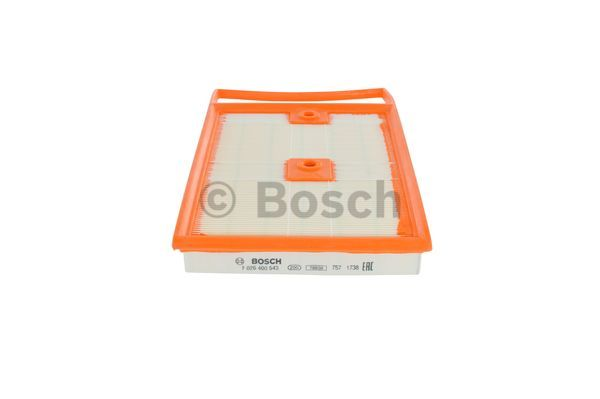 Ilmansuodatin BOSCH F 026 400 543