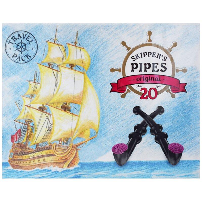 Lakupiiput Skipper's Pipes - 40% alennus