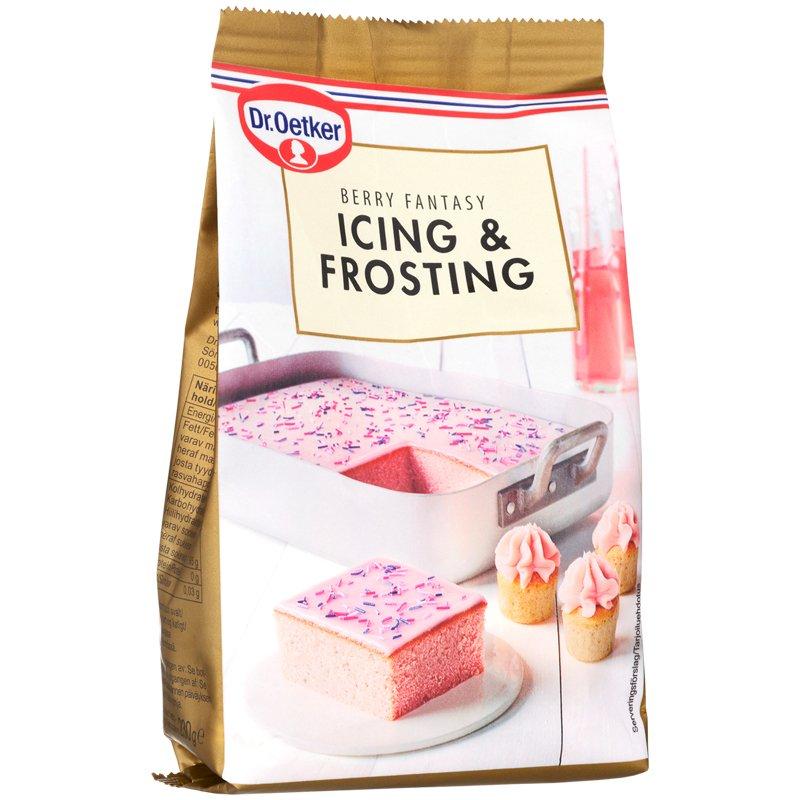 Frostingmix Berry Fantasy - 30% rabatt