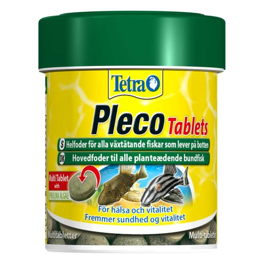 Tetra Pleco Tablets 120 st