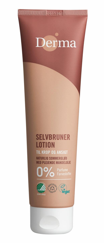 Derma - Selftanning Lotion 150 ml