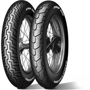 Dunlop D402 130/90R16 74H Bak HARLEY.D TL