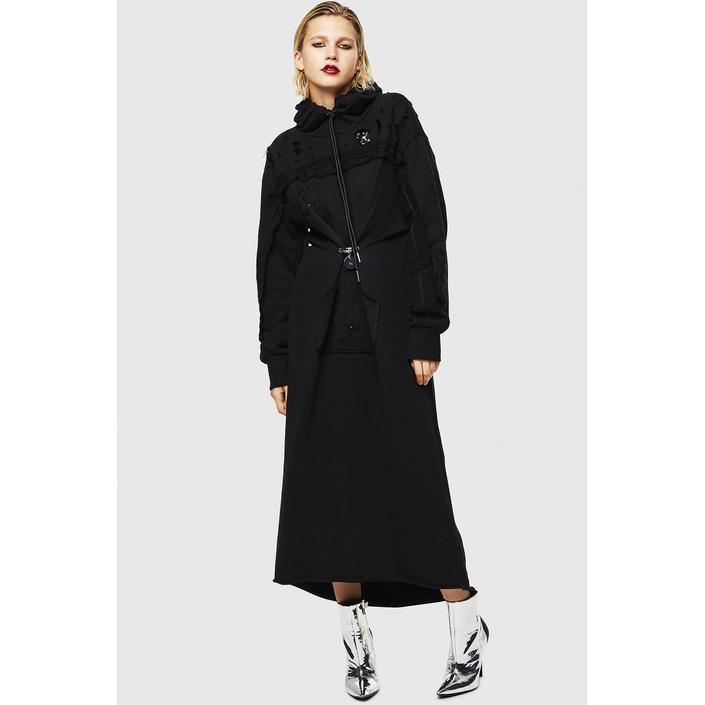 Diesel Women's Dress Black 312664 - black 2XS