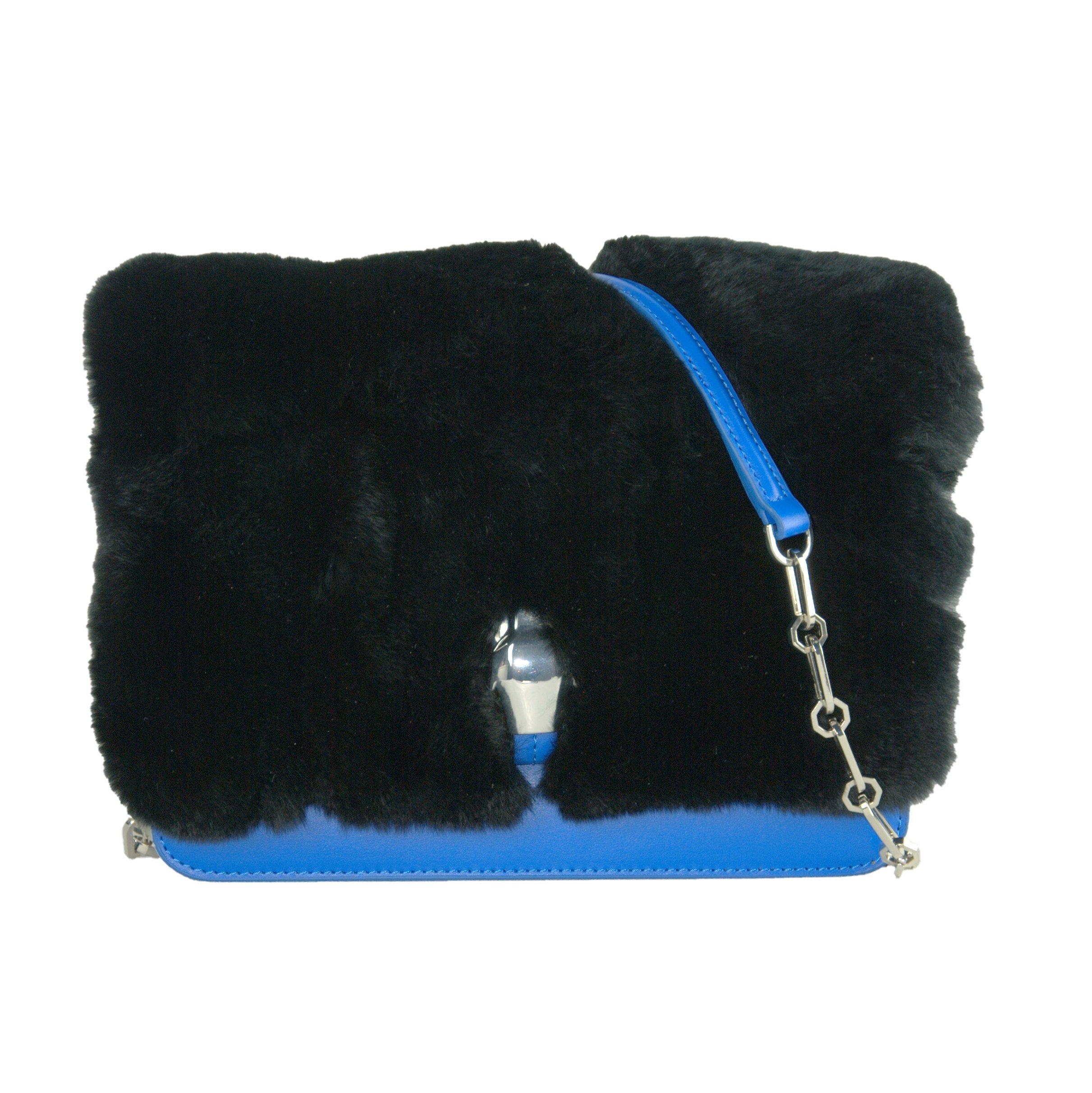 Cavalli Class Women's Handbag Blue CA1421344
