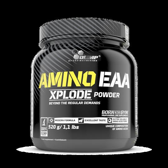 Amino EAA Xplode, 520 g