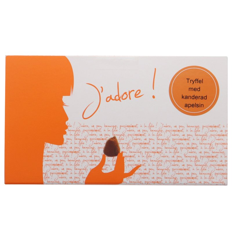 Chokladtryffel Apelsin - 32% rabatt