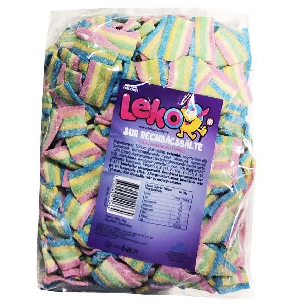 Leko Sura Regnbågsbälten 1 kg