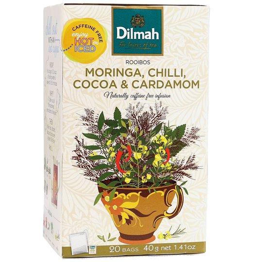 Rooibos Moringa Chili Kakao - 28% rabatt