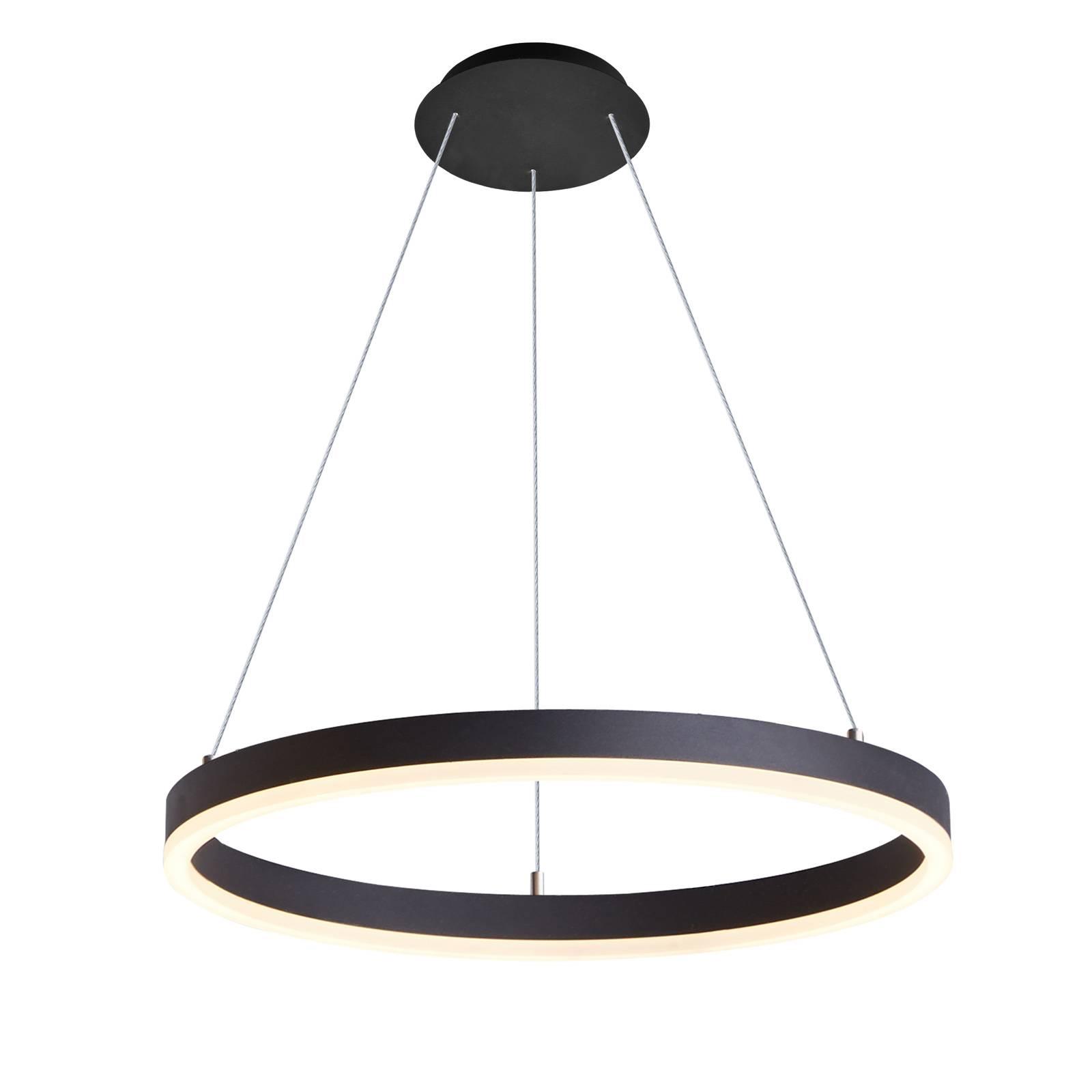 Arcchio Albiona -LED-riippuvalaisin 1 rengas 60 cm