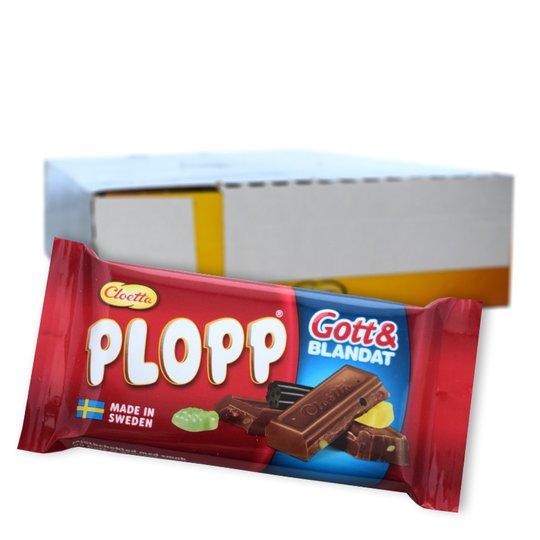 Choklad Plopp Gott & Blandat 30-pack - 90% rabatt