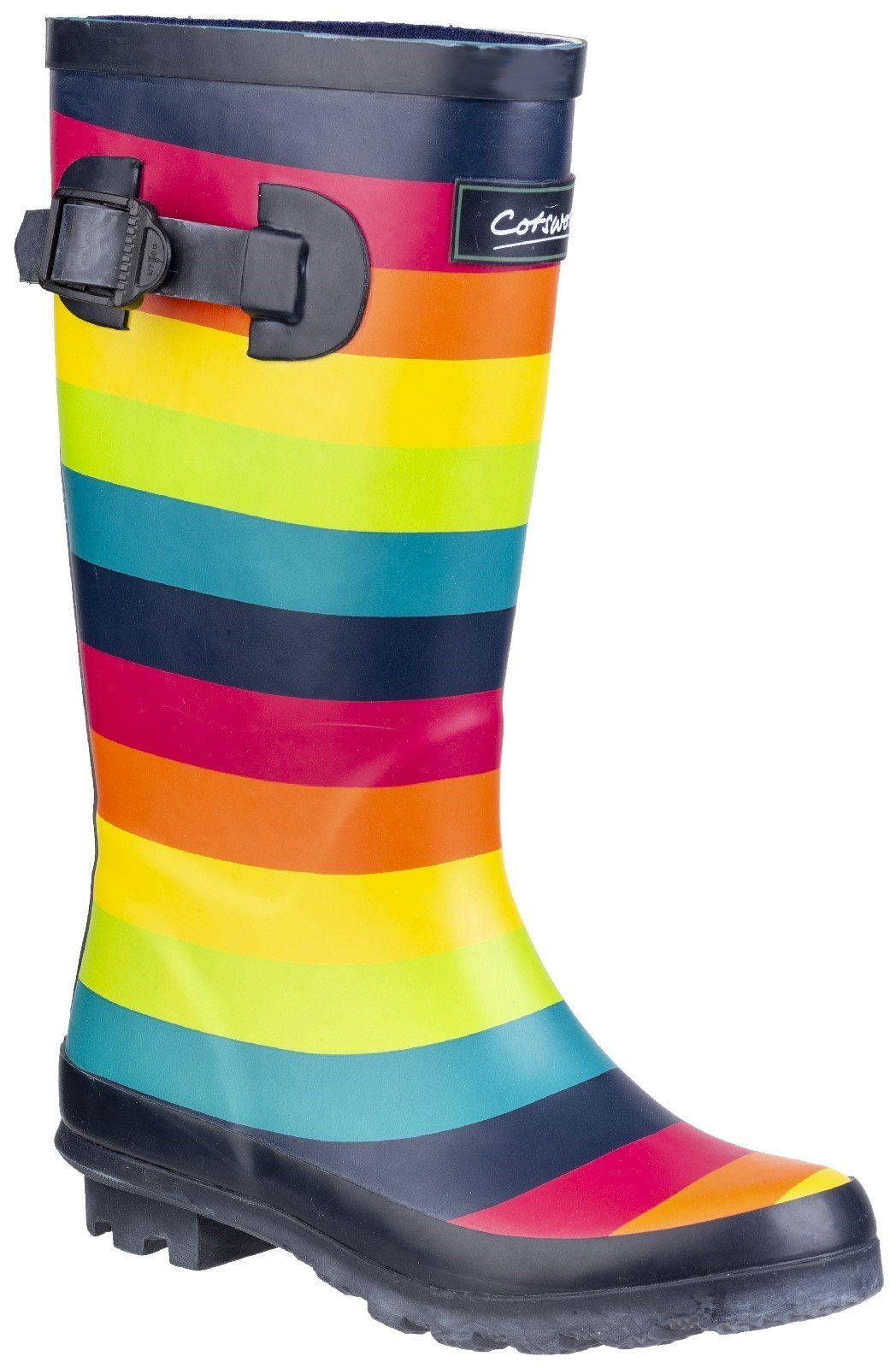 Cotswold Kid's Rainbow Wellington Boot Multicolor 27180 - Multicoloured 8
