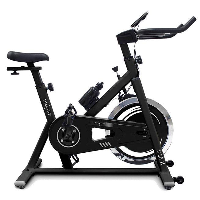 Titan LIFE S35 II, Spinningcykel