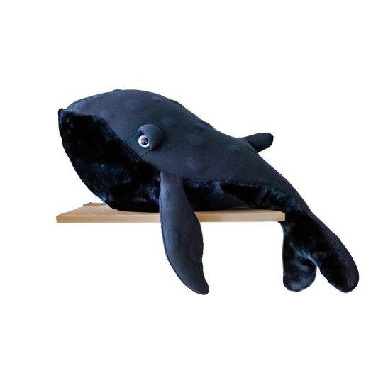 Bigstuffed Kosedyr Whale Night Big