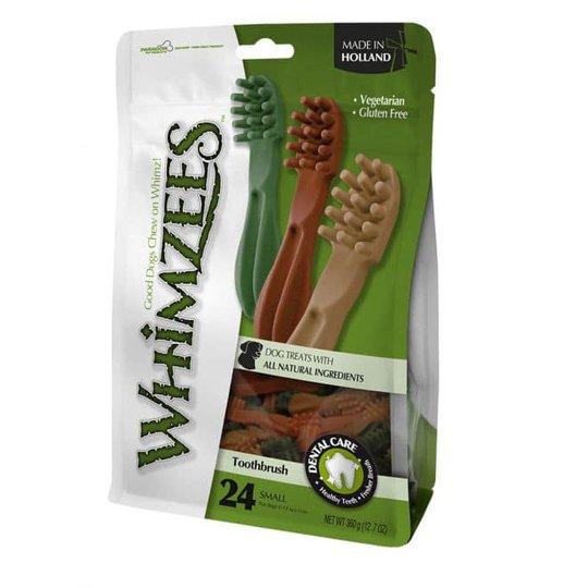 Whimzees Tandborste Small 24-pack