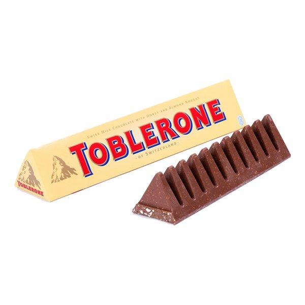 Toblerone Mjölkchoklad - 1-pack