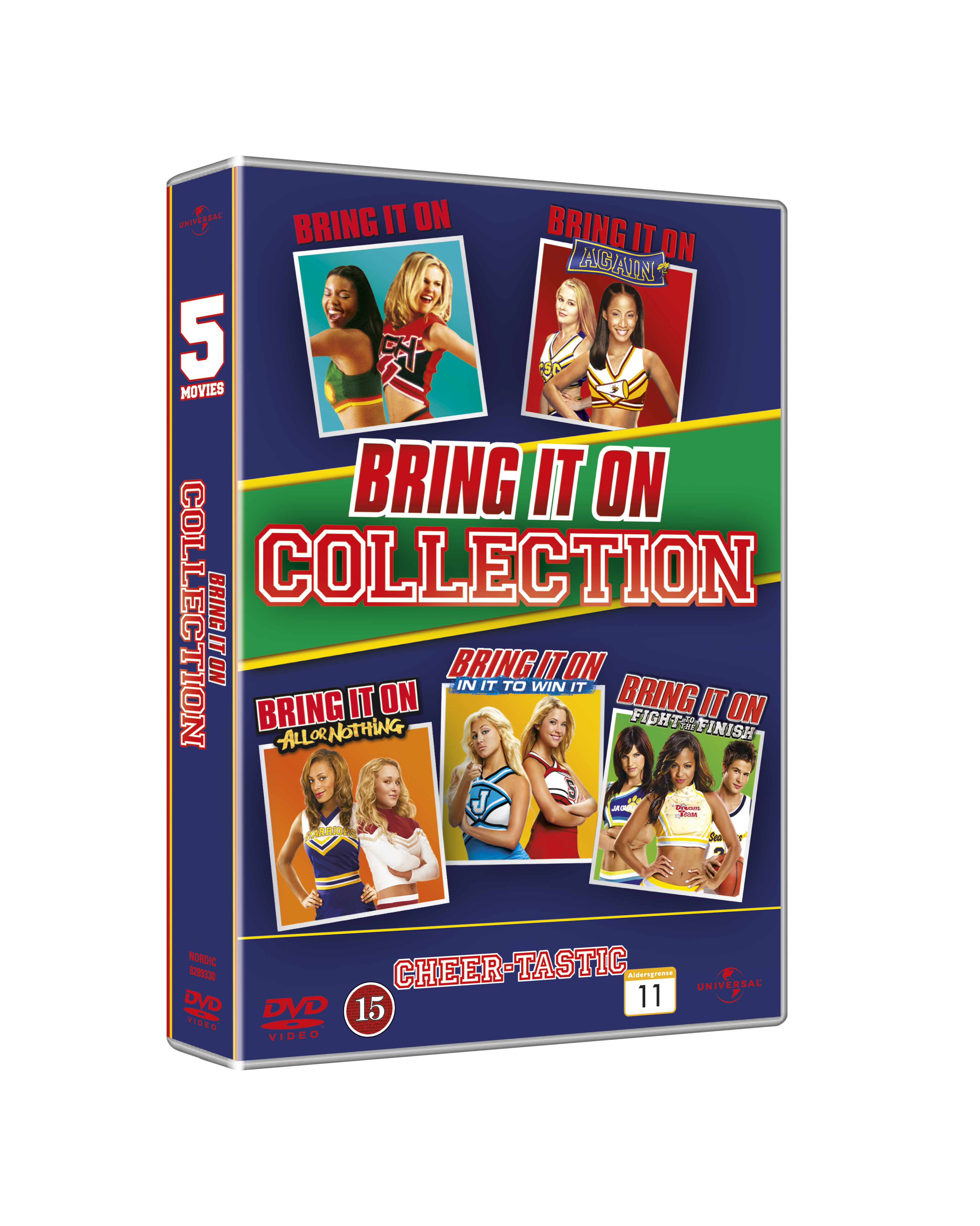 Bring it on 1-5 complete
