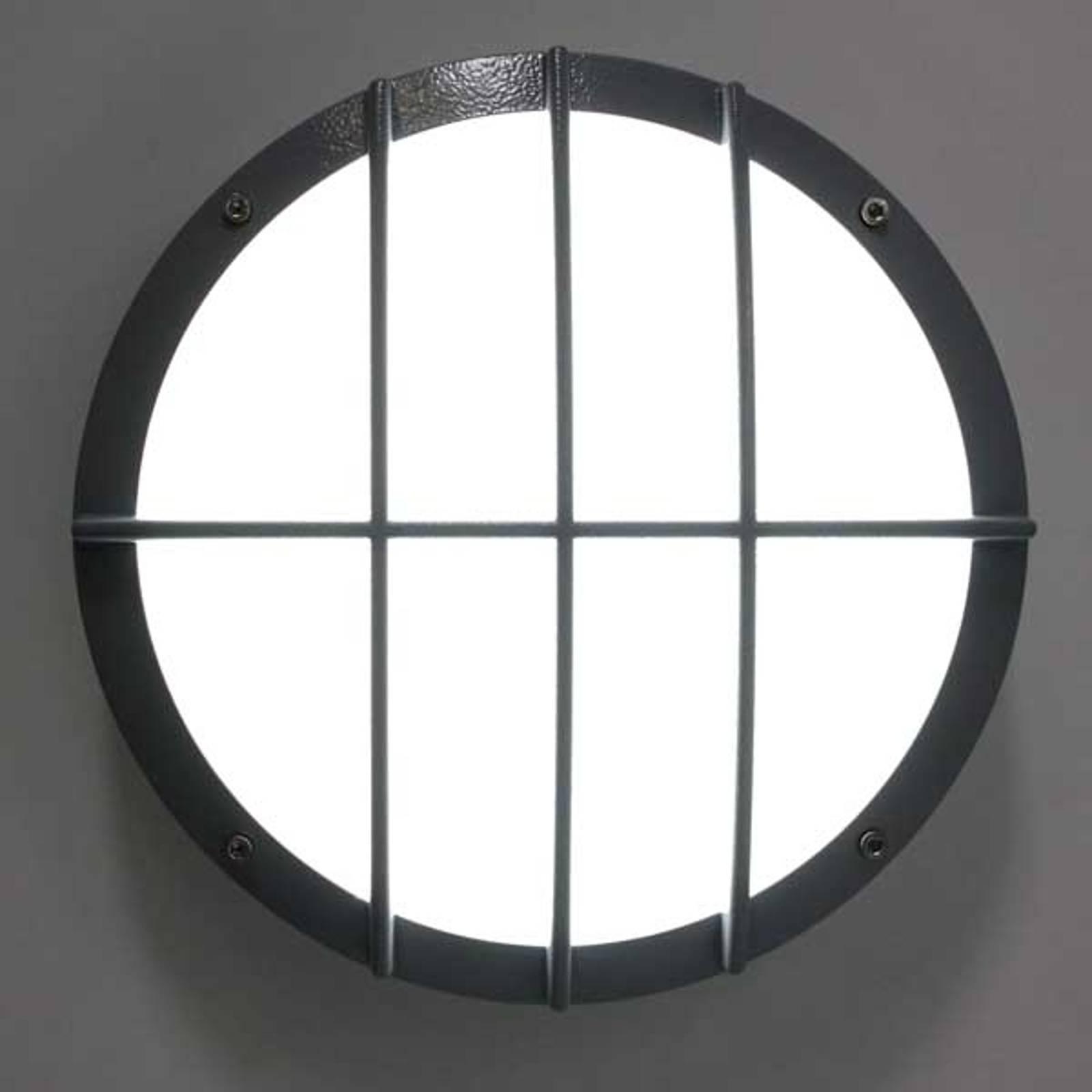LED-seinävalaisin SUN 8, 13W 3 K alumiinipainevalu