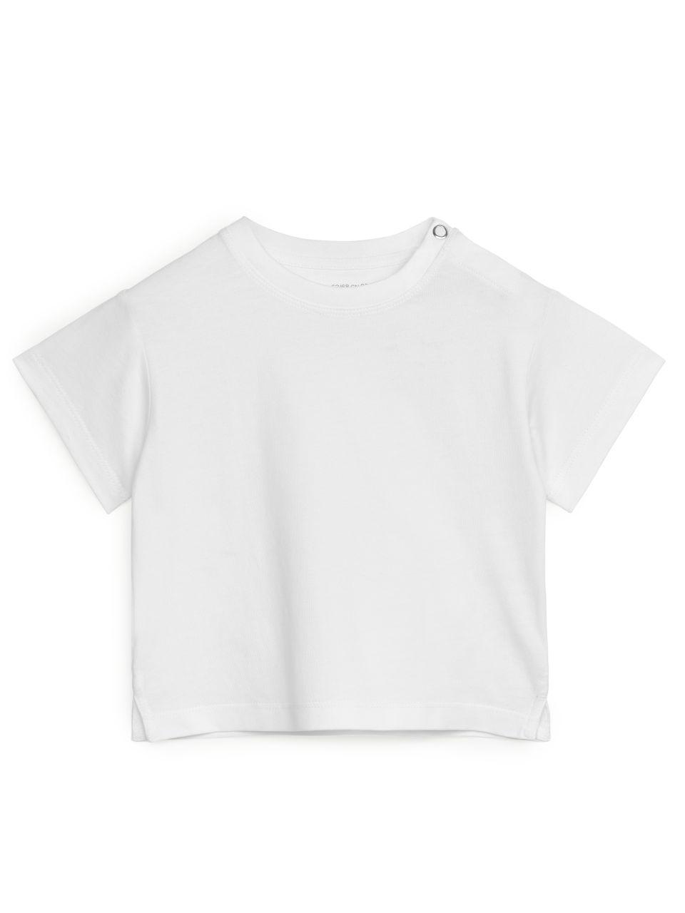 Short Sleeve T-Shirt - White