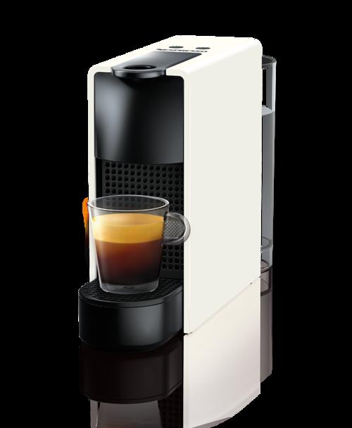 Nespresso Essenza Mini Kapselmaskin - Vit