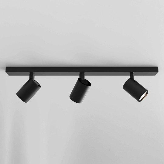 Astro Ascoli Triple Bar-spot, matt svart