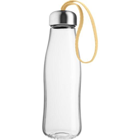 Eva Solo Glas Dricksflaska 0,5 liter lemon drop