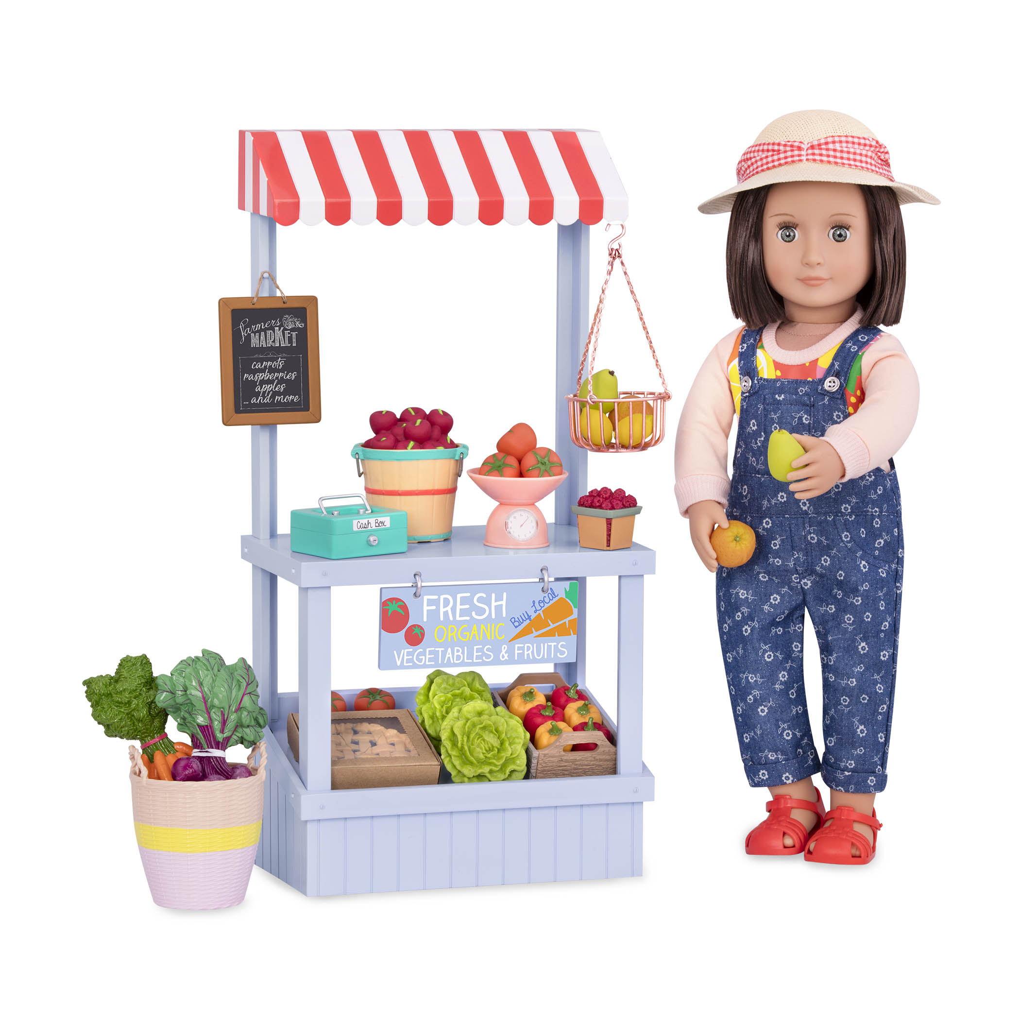 Our Generation - Farmer's Market Set (737461)