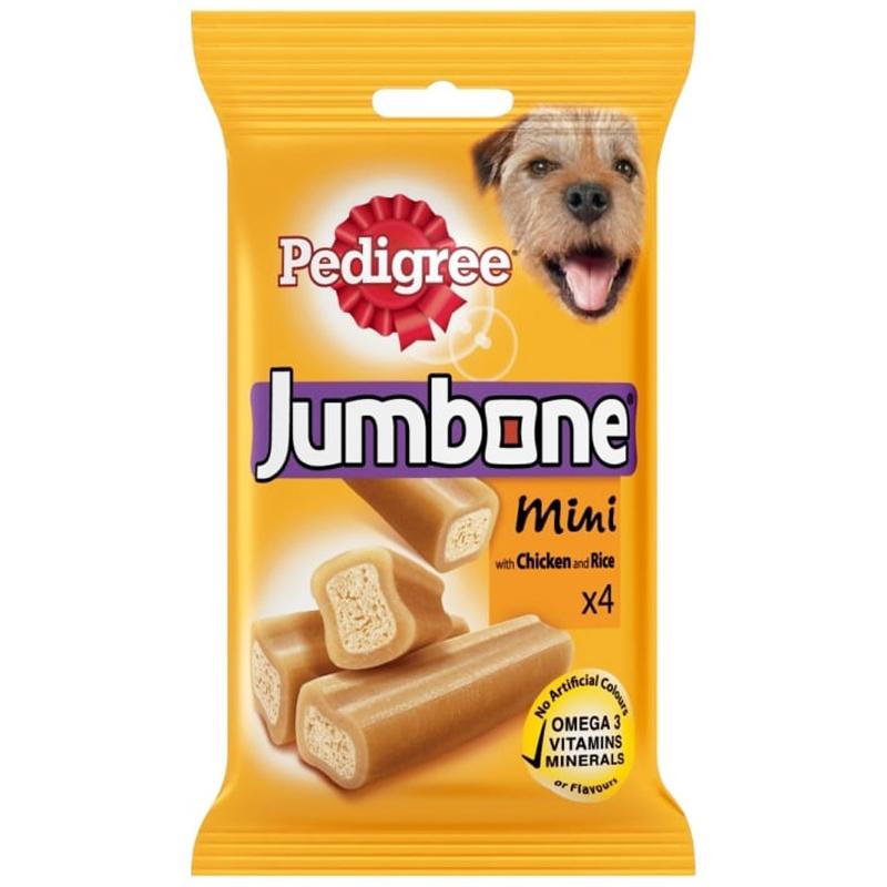 Purutanko Jumbone Mini Kana & Riisi - 13% alennus