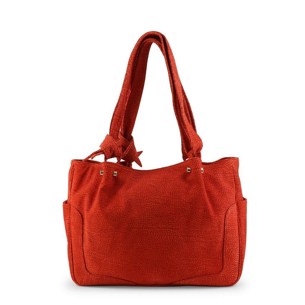 Borbonese Women's Shoulder Bag Red 913277-684 - red NOSIZE