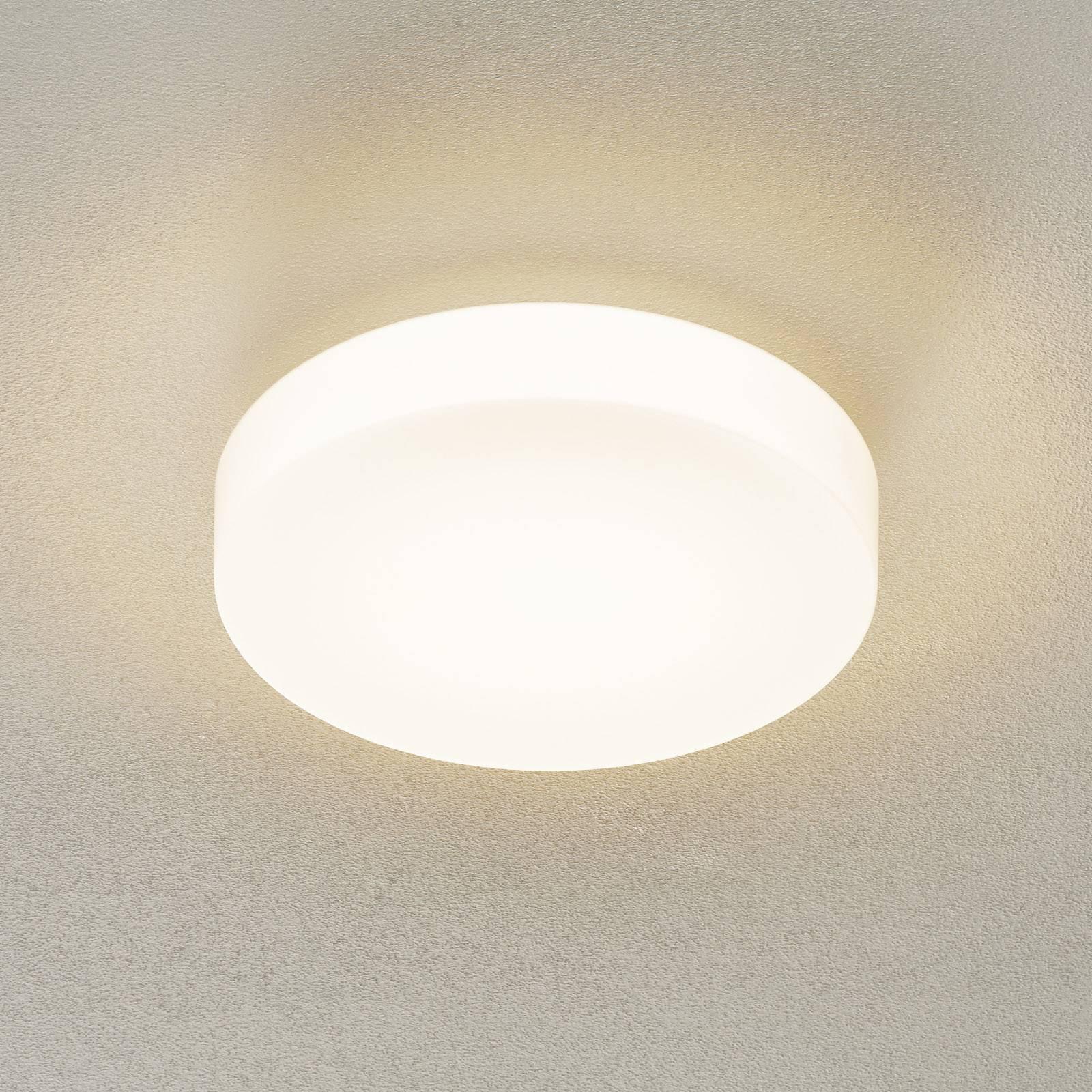 BEGA 34287 LED-taklampe glass DALI 3 000 K Ø 34 cm