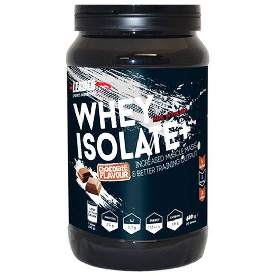 "Proteinpulver ""Isolate Chocolate"" 600g - 41% rabatt"