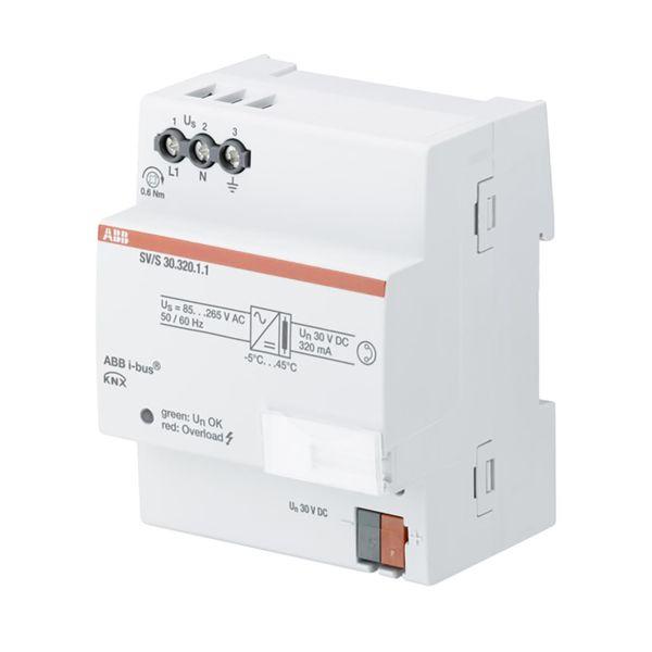 ABB 2CDG110166R0011 Virtalähde vakiomuotoinen, kuristimella Enimmäislähtövirta: 320 mA