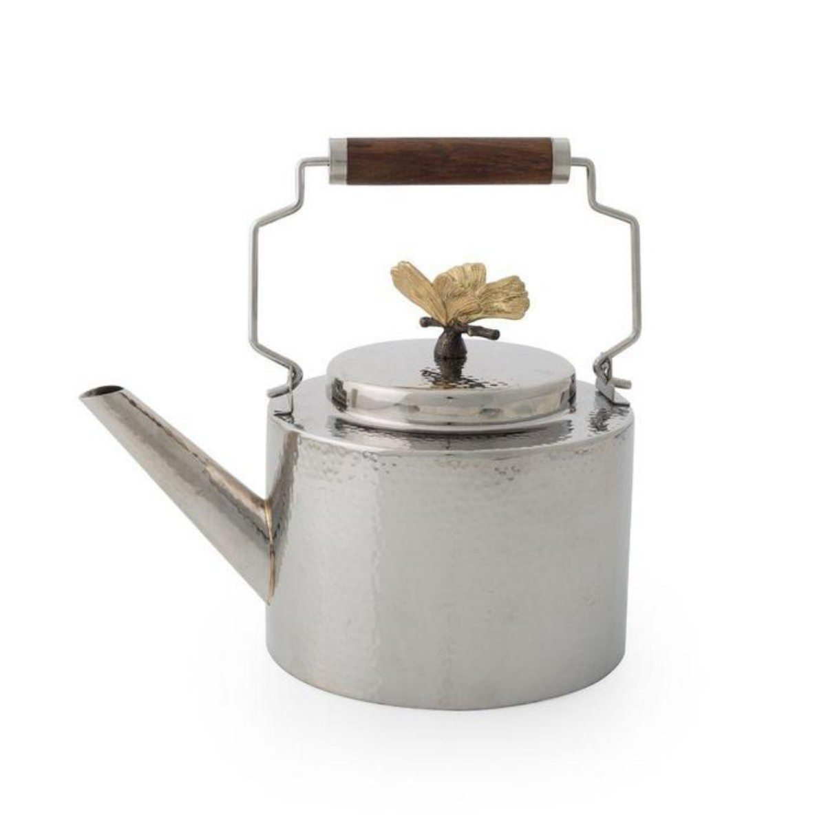 Michael Aram I Butterfly Ginkgo Teapot