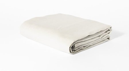 Laken Hvit 240x260 cm