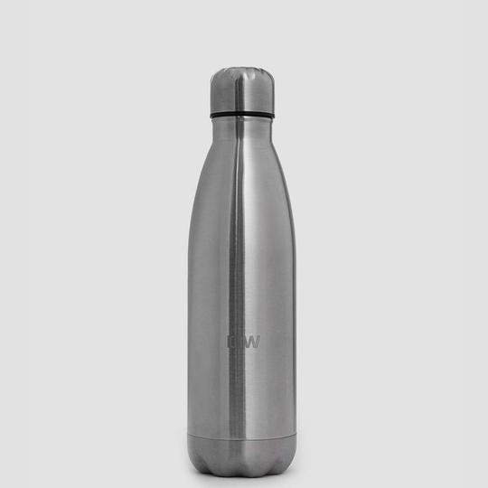 Waterbottle Stainless Steel 500ml, Stainless Steel
