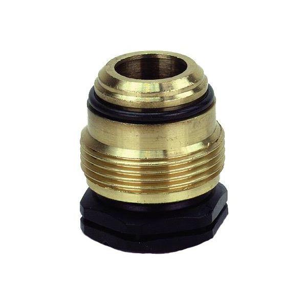 TA 3004060022 PEM-vähennys metalli, painoruuvi, muovinen ulkokierre 16 x G20