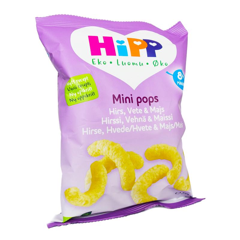Majssnacks Hirs & Vete 30g - 33% rabatt