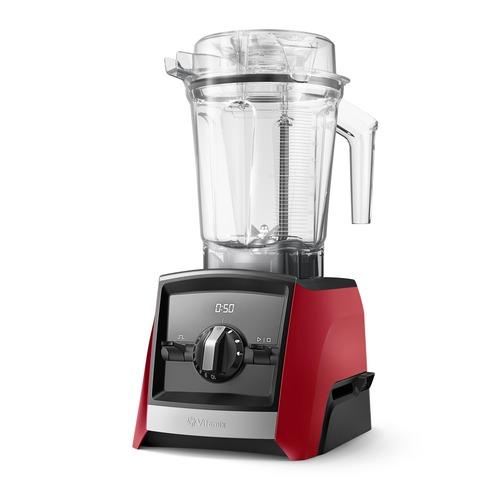 Vitamix Ascent A2500 Red Blender - Röd