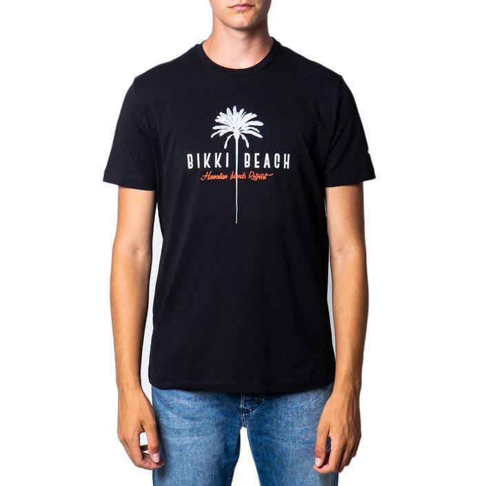 Bikkembergs Men's T-Shirt Black 175515 - black S